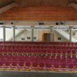 Saalbestuhlung Waldorfschule Schwäbisch Hall