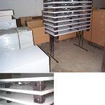 Tischplattenlager